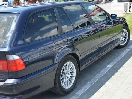 Синій БМВ 530, об'ємом двигуна 2.99 л та пробігом 400 тис. км за 5600 $, фото 1 на Automoto.ua