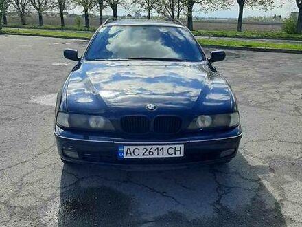 Синій БМВ 530, об'ємом двигуна 2.9 л та пробігом 400 тис. км за 5700 $, фото 1 на Automoto.ua