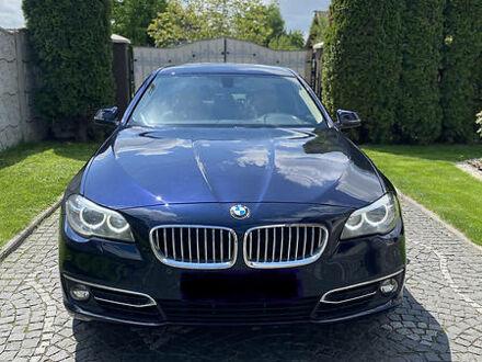 Синий БМВ 530, объемом двигателя 3 л и пробегом 225 тыс. км за 25500 $, фото 1 на Automoto.ua