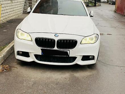Білий БМВ 535, об'ємом двигуна 3 л та пробігом 125 тис. км за 17500 $, фото 1 на Automoto.ua