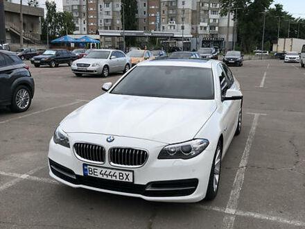 Белый БМВ 535, объемом двигателя 3 л и пробегом 146 тыс. км за 17000 $, фото 1 на Automoto.ua