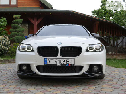 Білий БМВ 535, об'ємом двигуна 3 л та пробігом 150 тис. км за 25650 $, фото 1 на Automoto.ua