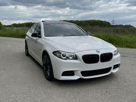 Білий БМВ 535, об'ємом двигуна 3 л та пробігом 98 тис. км за 27500 $, фото 1 на Automoto.ua