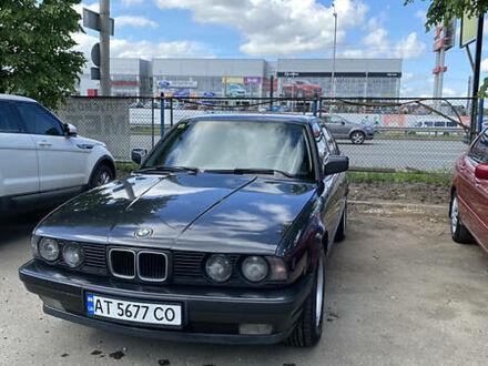 Черный БМВ 535, объемом двигателя 3.5 л и пробегом 360 тыс. км за 4250 $, фото 1 на Automoto.ua