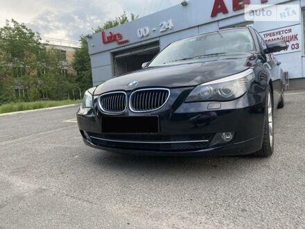Чорний БМВ 535, об'ємом двигуна 0 л та пробігом 215 тис. км за 12800 $, фото 1 на Automoto.ua