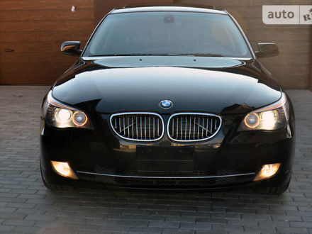 Чорний БМВ 535, об'ємом двигуна 0 л та пробігом 210 тис. км за 12500 $, фото 1 на Automoto.ua