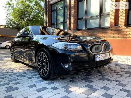 Чорний БМВ 535, об'ємом двигуна 3 л та пробігом 113 тис. км за 23000 $, фото 1 на Automoto.ua