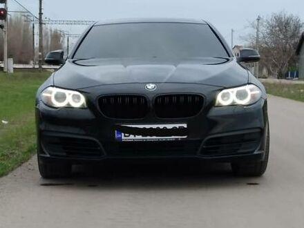 Черный БМВ 535, объемом двигателя 3 л и пробегом 151 тыс. км за 26000 $, фото 1 на Automoto.ua