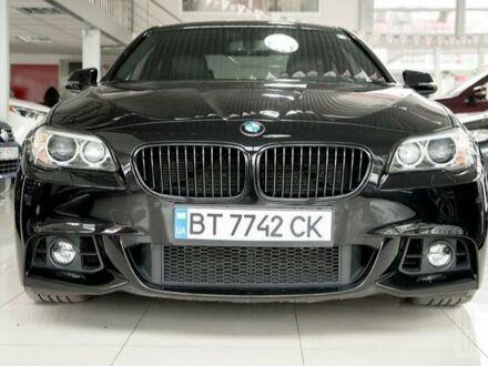 Черный БМВ 535, объемом двигателя 3 л и пробегом 78 тыс. км за 25900 $, фото 1 на Automoto.ua