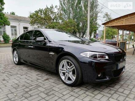 Черный БМВ 535, объемом двигателя 3 л и пробегом 235 тыс. км за 30000 $, фото 1 на Automoto.ua
