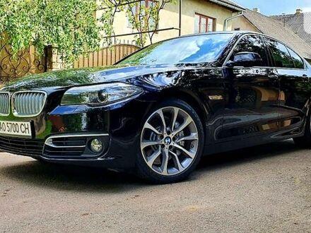 Чорний БМВ 535, об'ємом двигуна 3 л та пробігом 133 тис. км за 22800 $, фото 1 на Automoto.ua