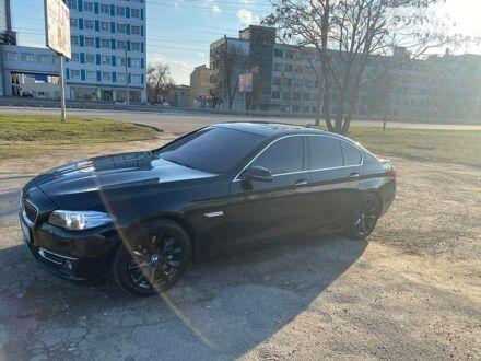 Чорний БМВ 535, об'ємом двигуна 3.5 л та пробігом 130 тис. км за 23500 $, фото 1 на Automoto.ua