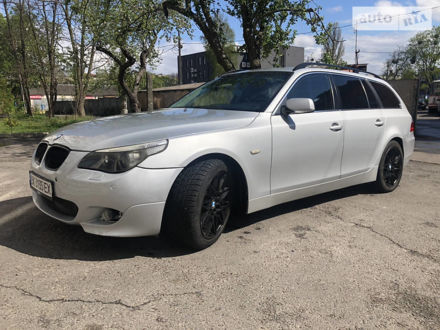 Сірий БМВ 535, об'ємом двигуна 0 л та пробігом 170 тис. км за 10500 $, фото 1 на Automoto.ua