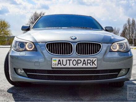 Сірий БМВ 535, об'ємом двигуна 3 л та пробігом 213 тис. км за 10500 $, фото 1 на Automoto.ua