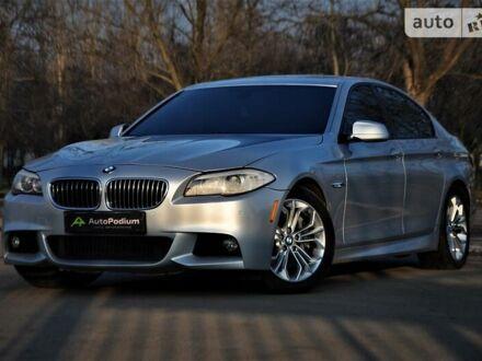 Сірий БМВ 535, об'ємом двигуна 3 л та пробігом 130 тис. км за 17999 $, фото 1 на Automoto.ua