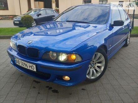 Синій БМВ 535, об'ємом двигуна 3.5 л та пробігом 280 тис. км за 7700 $, фото 1 на Automoto.ua