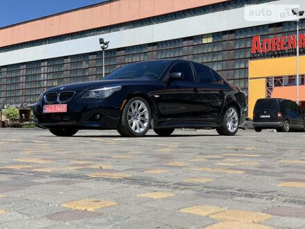 Синій БМВ 535, об'ємом двигуна 3 л та пробігом 350 тис. км за 11700 $, фото 1 на Automoto.ua
