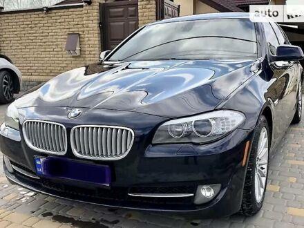 Синій БМВ 535, об'ємом двигуна 3 л та пробігом 150 тис. км за 23800 $, фото 1 на Automoto.ua