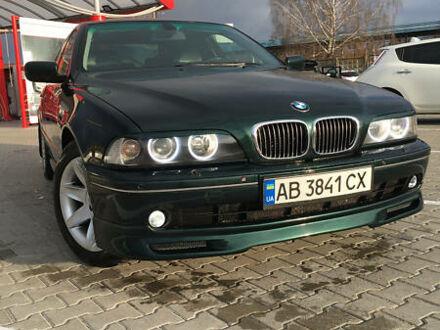 Зелений БМВ 535, об'ємом двигуна 3.5 л та пробігом 222 тис. км за 8500 $, фото 1 на Automoto.ua