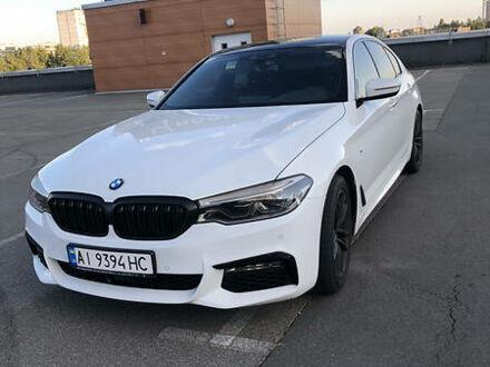 Білий БМВ 540, об'ємом двигуна 3 л та пробігом 112 тис. км за 48000 $, фото 1 на Automoto.ua