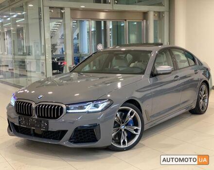 """купити нове авто БМВ 540 2020 року від офіційного дилера Автоцентр BMW """"Форвард Класик"""" БМВ фото"""
