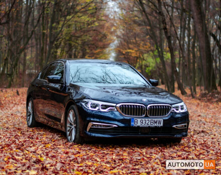 купить новое авто БМВ 540 2020 года от официального дилера Альянс Премиум БМВ фото