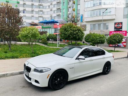 Белый БМВ 550, объемом двигателя 4.4 л и пробегом 199 тыс. км за 19300 $, фото 1 на Automoto.ua