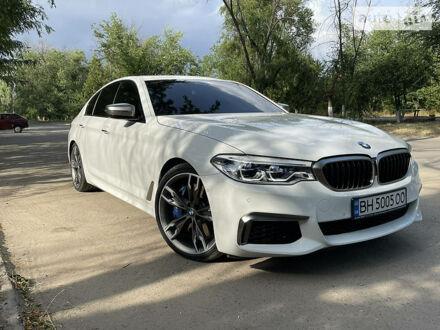 Белый БМВ 550, объемом двигателя 4.4 л и пробегом 25 тыс. км за 57900 $, фото 1 на Automoto.ua