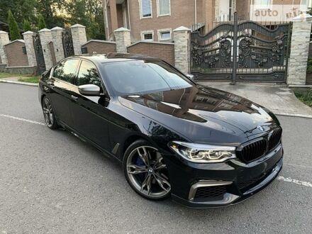Черный БМВ 550, объемом двигателя 4.4 л и пробегом 26 тыс. км за 59999 $, фото 1 на Automoto.ua