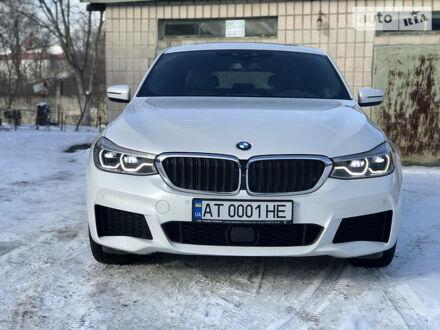 Белый БМВ 6 Серия ГТ, объемом двигателя 3 л и пробегом 69 тыс. км за 62500 $, фото 1 на Automoto.ua
