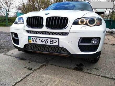 Белый БМВ 6 Серия, объемом двигателя 3 л и пробегом 78 тыс. км за 35000 $, фото 1 на Automoto.ua