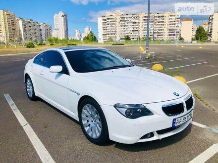 Білий БМВ 630, об'ємом двигуна 3 л та пробігом 140 тис. км за 12500 $, фото 1 на Automoto.ua