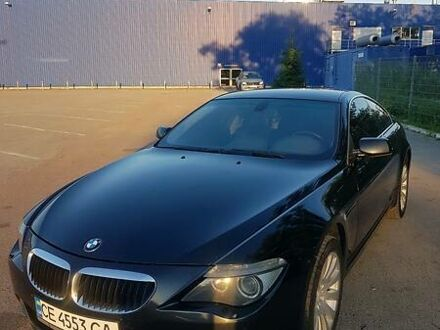 Чорний БМВ 630, об'ємом двигуна 3 л та пробігом 220 тис. км за 12500 $, фото 1 на Automoto.ua