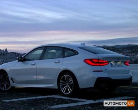 купить новое авто БМВ 630 2020 года от официального дилера Альянс Премиум БМВ фото