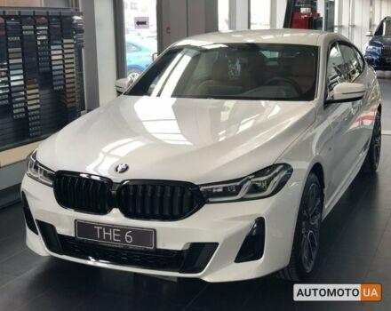 """купити нове авто БМВ 630 2020 року від офіційного дилера Автоцентр BMW """"Форвард Класик"""" БМВ фото"""