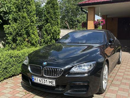 Черный БМВ 640, объемом двигателя 3 л и пробегом 83 тыс. км за 32999 $, фото 1 на Automoto.ua
