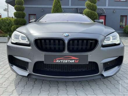Черный БМВ 640, объемом двигателя 3 л и пробегом 81 тыс. км за 42999 $, фото 1 на Automoto.ua