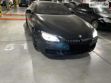 Черный БМВ 640, объемом двигателя 3 л и пробегом 40 тыс. км за 50000 $, фото 1 на Automoto.ua