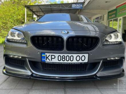 Сірий БМВ 640, об'ємом двигуна 3 л та пробігом 99 тис. км за 29500 $, фото 1 на Automoto.ua