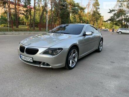 Сірий БМВ 645, об'ємом двигуна 0 л та пробігом 200 тис. км за 14999 $, фото 1 на Automoto.ua