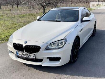 Белый БМВ 650, объемом двигателя 4.4 л и пробегом 137 тыс. км за 29999 $, фото 1 на Automoto.ua