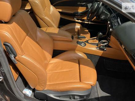 Черный БМВ 650, объемом двигателя 4.8 л и пробегом 140 тыс. км за 16500 $, фото 1 на Automoto.ua