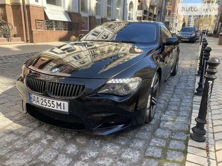 Черный БМВ 650, объемом двигателя 4.8 л и пробегом 157 тыс. км за 17000 $, фото 1 на Automoto.ua