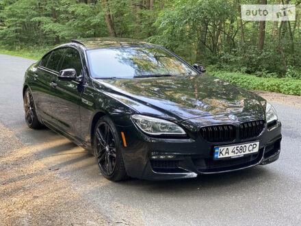 Чорний БМВ 650, об'ємом двигуна 4.4 л та пробігом 114 тис. км за 41900 $, фото 1 на Automoto.ua