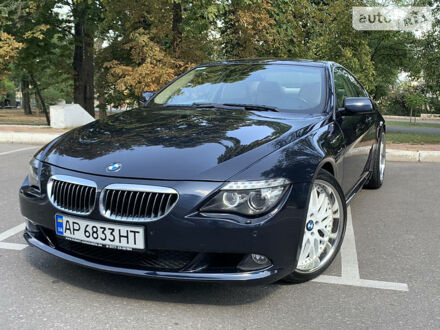 Синій БМВ 650, об'ємом двигуна 4.8 л та пробігом 180 тис. км за 18000 $, фото 1 на Automoto.ua
