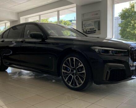 купить новое авто БМВ 7 Серия 2021 года от официального дилера AUTOPARK БМВ фото