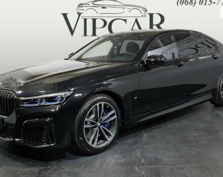 купить новое авто БМВ 7 Серия 2021 года от официального дилера VIPCAR БМВ фото