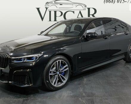 купити нове авто БМВ 7 Серія 2021 року від офіційного дилера VIPCAR БМВ фото