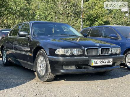 Чорний БМВ 728, об'ємом двигуна 2.8 л та пробігом 250 тис. км за 5950 $, фото 1 на Automoto.ua