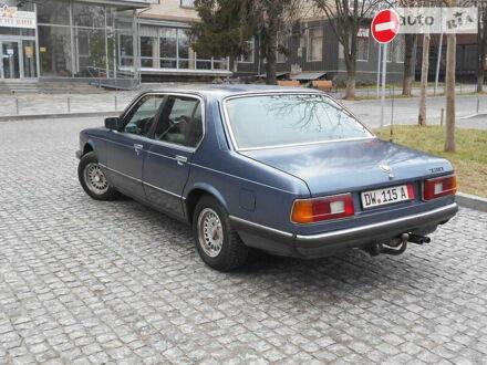 Синий БМВ 728, объемом двигателя 0 л и пробегом 337 тыс. км за 5000 $, фото 1 на Automoto.ua